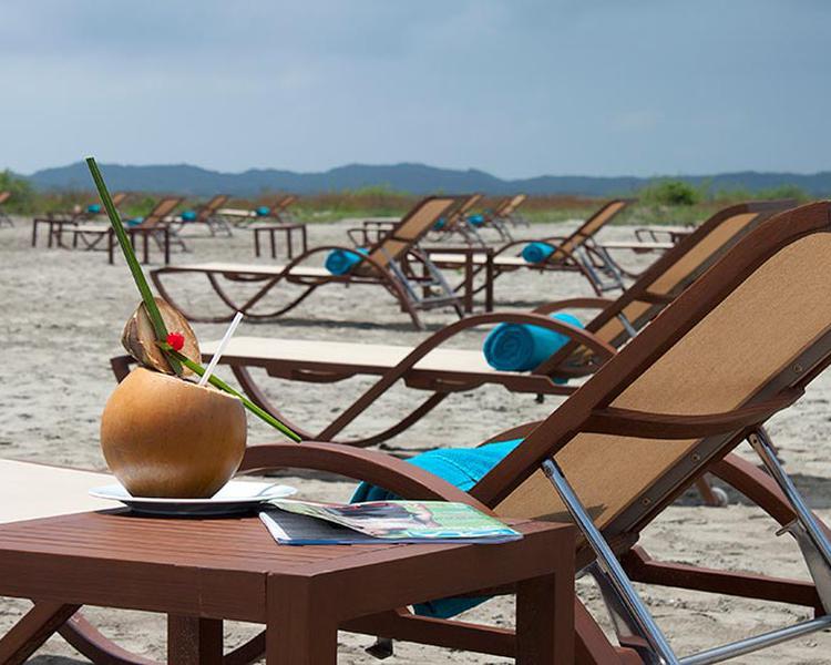 BEACH ESTELAR Playa Manzanillo Hotel Cartagena de Indias