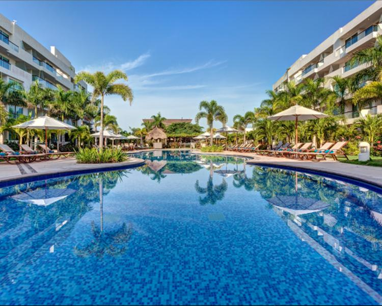 Swimming pool ESTELAR Playa Manzanillo Hotel Cartagena de Indias