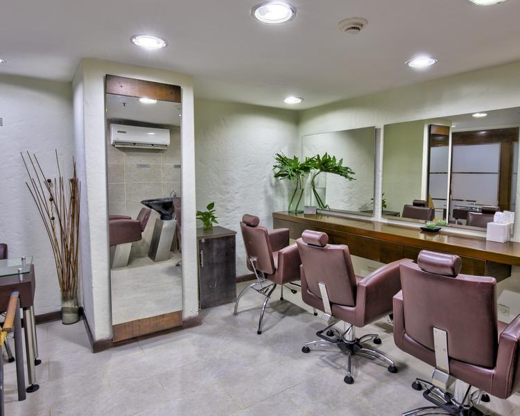 Hairdresser ESTELAR Playa Manzanillo Hotel Cartagena de Indias