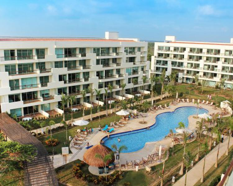 Panoramic view ESTELAR Playa Manzanillo Hotel Cartagena de Indias