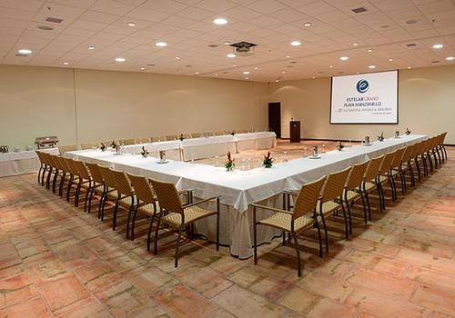 Meeting Rooms ESTELAR Playa Manzanillo Hotel Cartagena de Indias