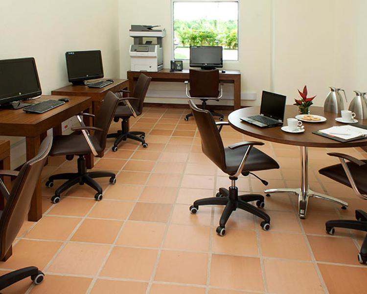 Internet room ESTELAR Playa Manzanillo Hotel Cartagena de Indias