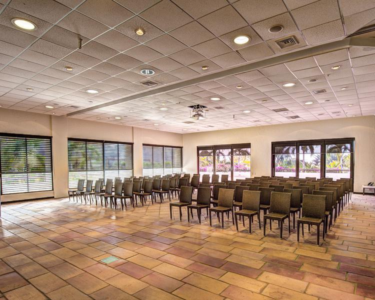 Meeting Room ESTELAR Playa Manzanillo Hotel Cartagena de Indias