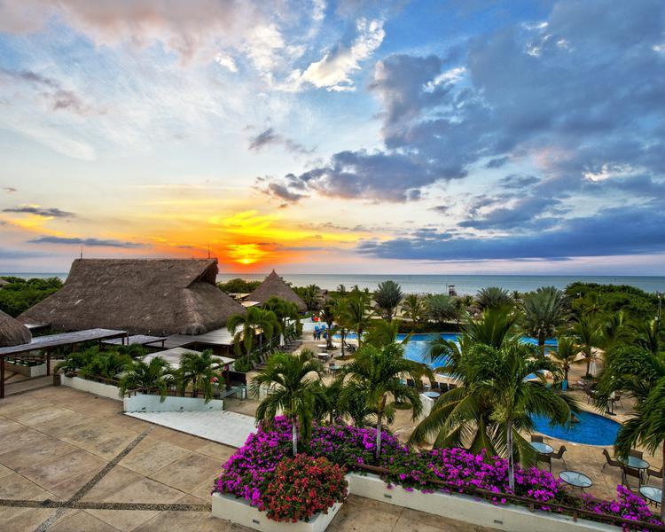 Outside ESTELAR Playa Manzanillo Hotel Cartagena de Indias