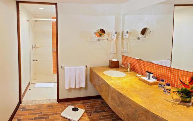 Junior Suite ESTELAR Playa Manzanillo Hotel Cartagena de Indias