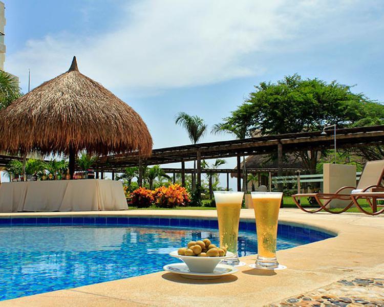 POOL ESTELAR Playa Manzanillo Hotel Cartagena de Indias