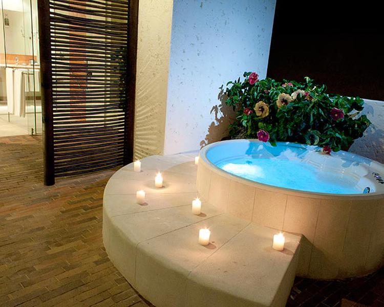 JACUZZI ESTELAR Playa Manzanillo Hotel Cartagena de Indias