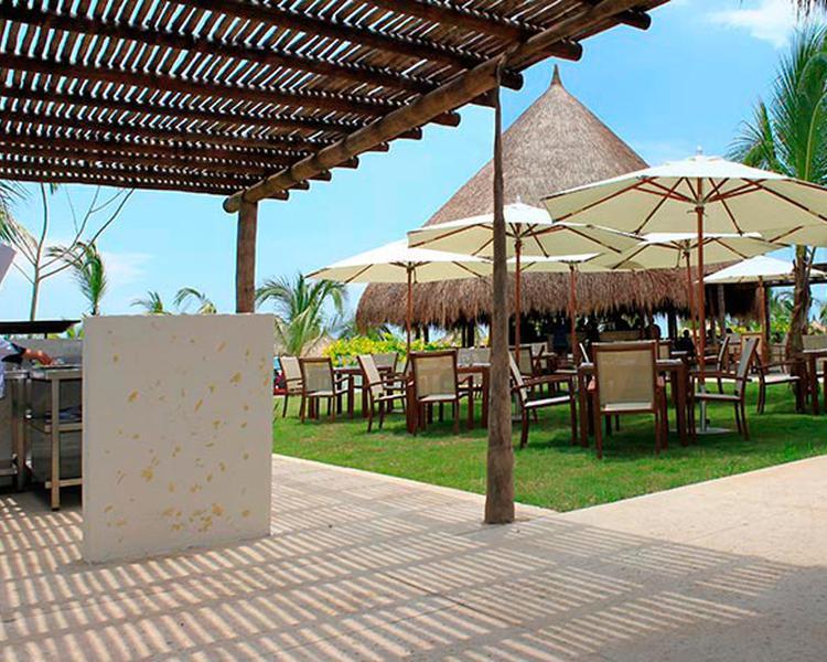 RESTAURANT ESTELAR Playa Manzanillo Hotel Cartagena de Indias